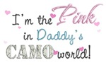 Pink in Daddy's Camo World