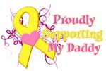 Proudly Supporting Daddy