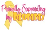 Proudly Supporting My Mommy