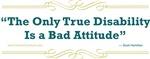 Disability Attitude