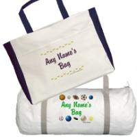Personalized Bags & Totes