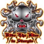Men's Biker Skull T-shirts
