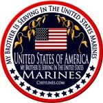 Marine Corps Brother