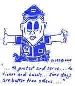 Police Glob