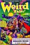 Weird Dragon Monster Cover Art