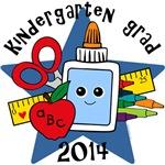 School Supplies Kindergarten Grad 2014