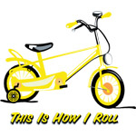 This Is How I Roll Yellow