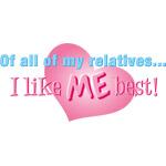I Like Me Best