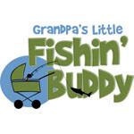 Grandpa's Little Fishin' Buddy