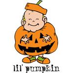 Lil' Pumpkin Baby