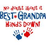 Hands Down Best Grandpa
