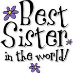 Best Sister Flower