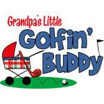 Grandpa's Little Golfin' Buddy