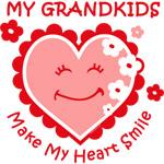 Heart Smile Grandkids