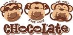Monkey See Chocolate