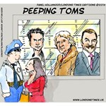 Famous Peeping Toms