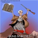 Heston Guns N Moses