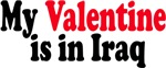 My Valentine is in Iraq