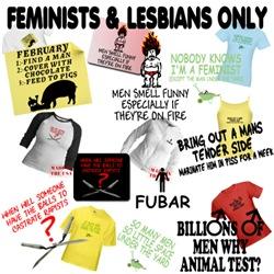 Lesbian T's,funny Feminist Shirts,Lesbian Gifts