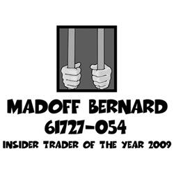 Anti Madoff Tee shirt for anti Madoff people