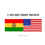 bolivia/us I am not from