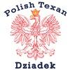 Polish Texan Dziadek