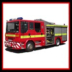 Fire Engine T-shirts & Gifts