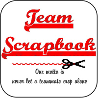 Team Scrapbook Motto
