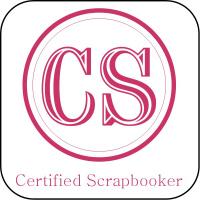 Certified Scrapbooker