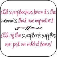 Memories vs Scrapbook Supplies