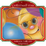 Balloon Take Off - Christmas Star