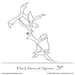 The Lifters of Spirits