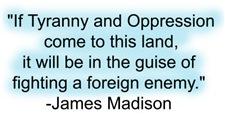 Tyranny Quote
