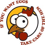 Take care of the hen