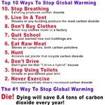 Stop Warming?