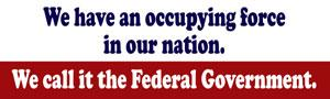 Occupying Force