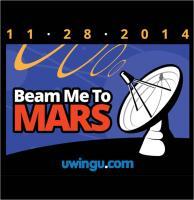 Beam Me To Mars Logo