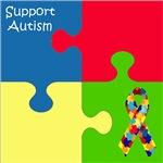 Support Autism Awareness