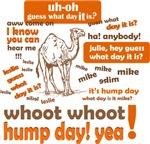 Hump Day! Yea!