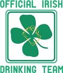 Official Irish drinking team
