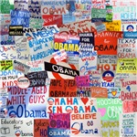 Obama Signs from Around the Country
