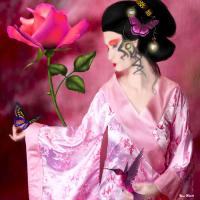 Pink Rose Geisha Products