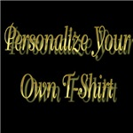 Personalized T-Shirts