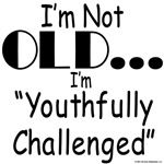 Youthfully Challenged