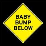 Baby Bump Below