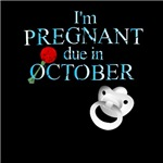 I'm Pregnant due in October