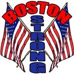 Boston Strong patriot