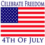 Celebrate Freedom 4th of July