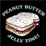 Peanut Butter Jelly Time! (dark)