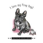 Frog Dog (Brindle Girl)